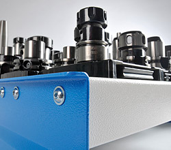 CNC storage and transport systems