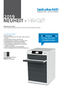 NEUHEIT - High Performance Cabinet