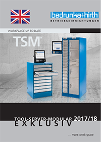 Tool-Server-Modular, English