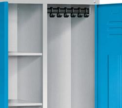 Wäsche-Garderobenschrank