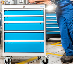 T736 mobile drawer cabinets